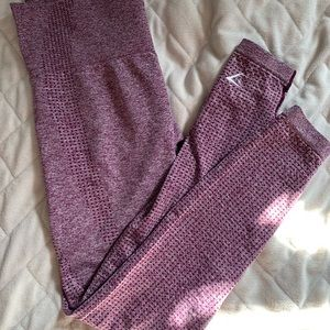 Gymshark Vital Seamless Leggings (Purple)